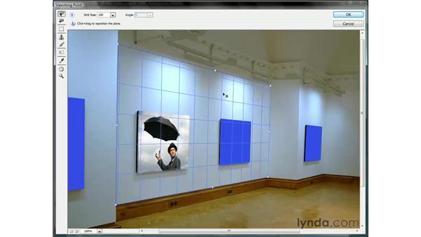 Introducing Vanishing Point 2.0: Photoshop CS3 One-on-One: Beyond the Basics