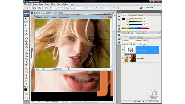 Creating a parametric wonderland: Photoshop CS3 One-on-One: Advanced Techniques