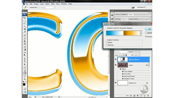 Adding and deleting steps: Photoshop CS3 One-on-One: Advanced Techniques