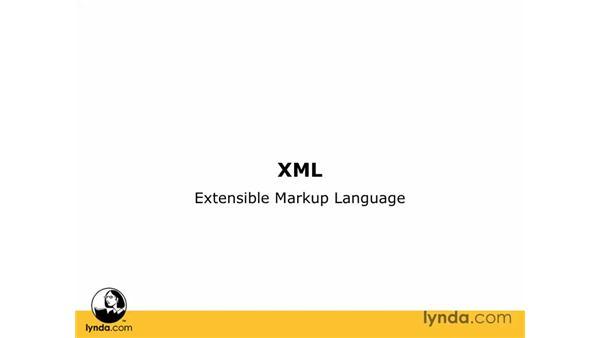 What is XML?: Dreamweaver CS3 Essential Training