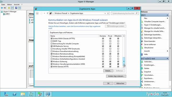 Virtuelle Server mit Veeam Backup sichern