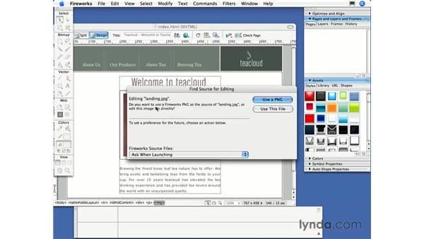 : Dreamweaver CS3 Essential Training