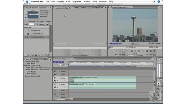 Introduction: Premiere Pro CS3 New Features