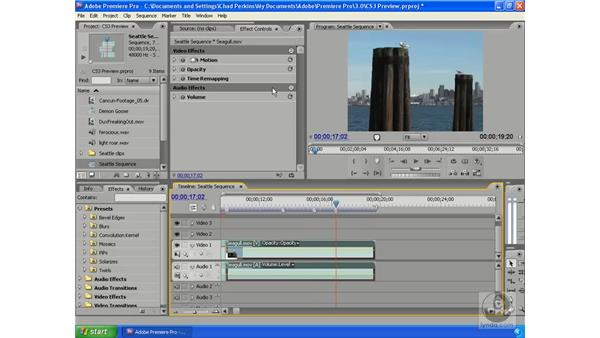 Working with FLV Cue Points: Premiere Pro CS3 New Features
