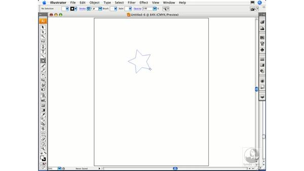 Drawing basic shapes: Migrating from FreeHand to Illustrator CS3