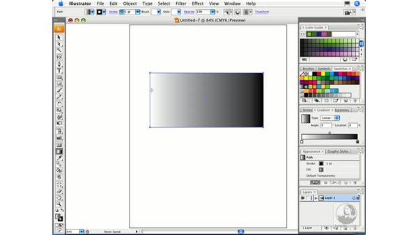 Basic object attributes: Migrating from FreeHand to Illustrator CS3