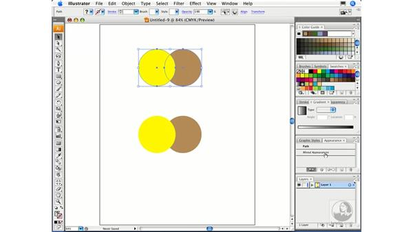 Grouping objects: Migrating from FreeHand to Illustrator CS3