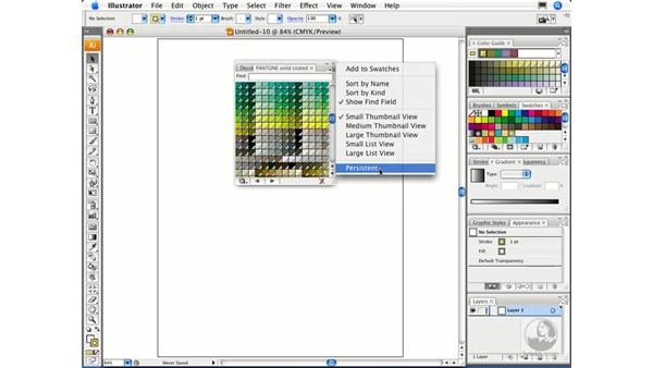 Managing libraries: Migrating from FreeHand to Illustrator CS3