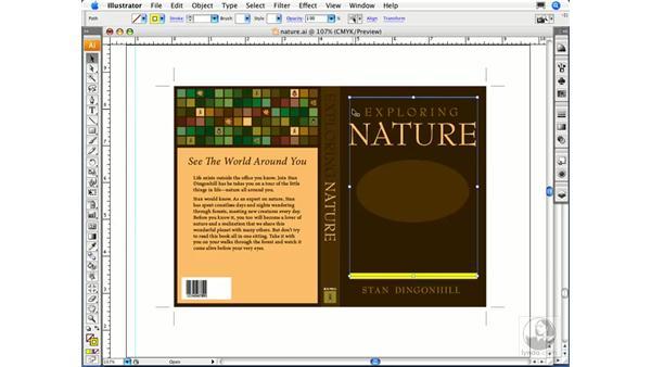 Blends in Illustrator: Migrating from FreeHand to Illustrator CS3
