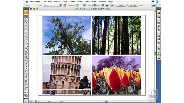 Converting bitmaps to vectors: Migrating from FreeHand to Illustrator CS3
