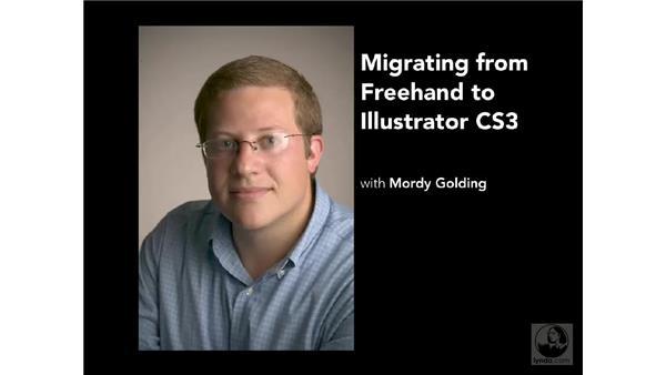 Goodbye: Migrating from FreeHand to Illustrator CS3