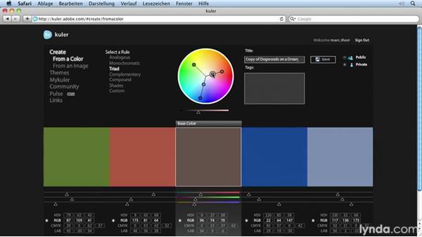 Passende Farben passende farben mit kuler finden