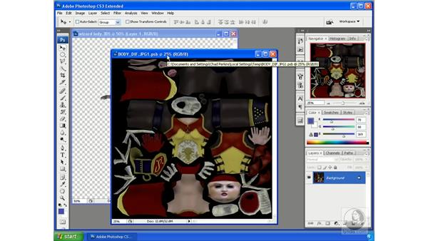 Understanding the role Smart Objects play: Photoshop CS3 Extended for 3D + Video