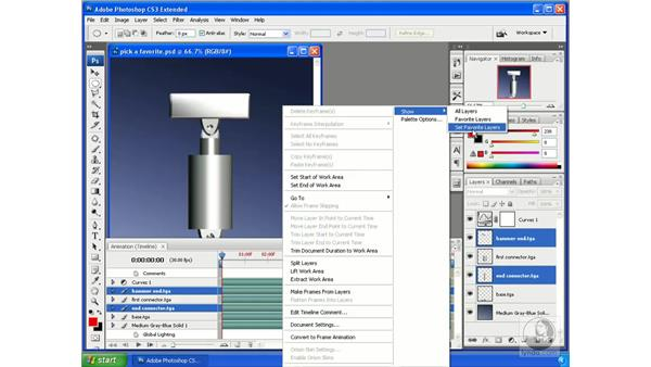 Playing ''favorites'': Photoshop CS3 Extended for 3D + Video