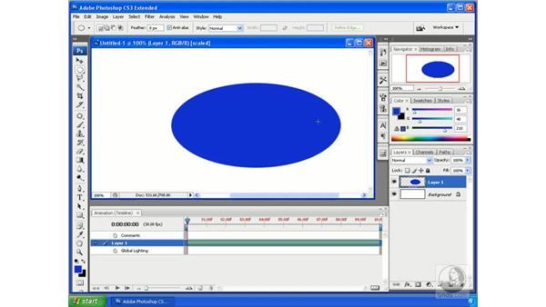 Pixel aspect ratios and PAR correction: Photoshop CS3 Extended for 3D + Video