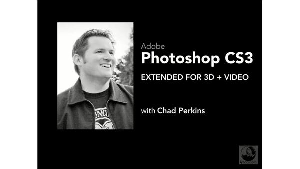 Goodbye: Photoshop CS3 Extended for 3D + Video