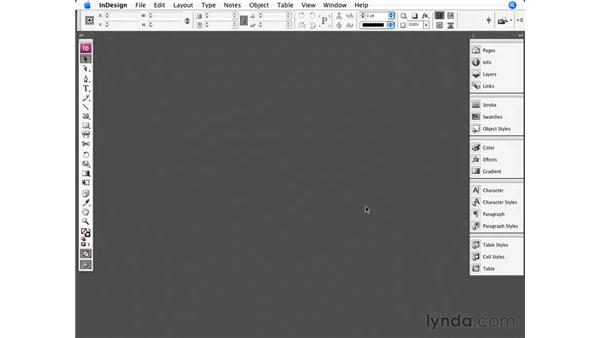 Defining usernames and colors: InCopy CS3 + InDesign CS3 Integration