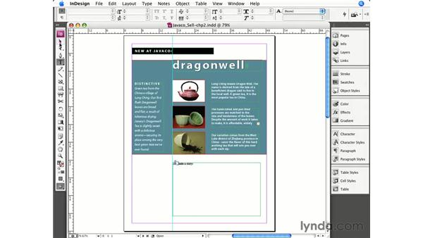 Making stories editable from InDesign: InCopy CS3 + InDesign CS3 Integration