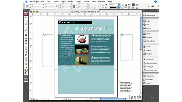 Placing standalone InCopy files: InCopy CS3 + InDesign CS3 Integration