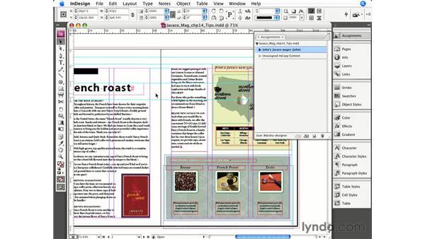 Assignment tips: InCopy CS3 + InDesign CS3 Integration