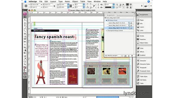 Keeping packages up to date: InCopy CS3 + InDesign CS3 Integration