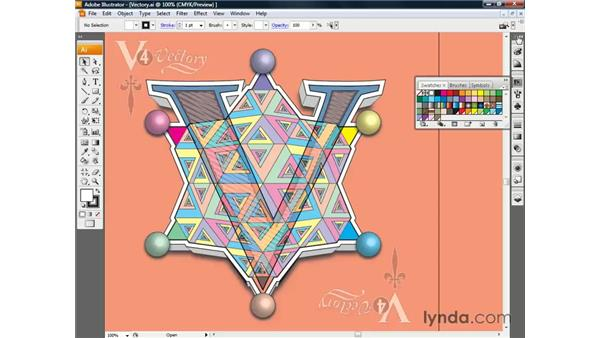 The new CS3 interface: Illustrator CS3 One-on-One: The Essentials