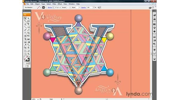 Saving your workspace: Illustrator CS3 One-on-One: The Essentials