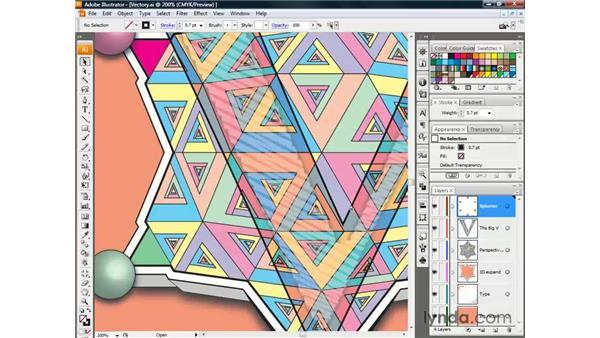 Scroll wheel tricks: Illustrator CS3 One-on-One: The Essentials