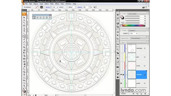 Meet the geometric shape tools: Illustrator CS3 One-on-One: The Essentials
