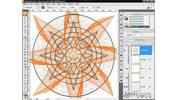 Tilde key goofiness: Illustrator CS3 One-on-One: The Essentials