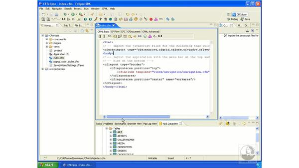 Using AJAX in ColdFusion 8: ColdFusion 8 New Features