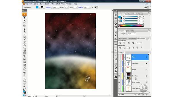 Assembling your primitives: Illustrator CS3 One-on-One: Beyond the Basics