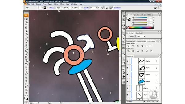 Divide and Unite: Illustrator CS3 One-on-One: Beyond the Basics