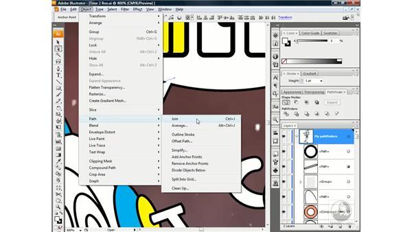 Open path pitfalls: Illustrator CS3 One-on-One: Beyond the Basics