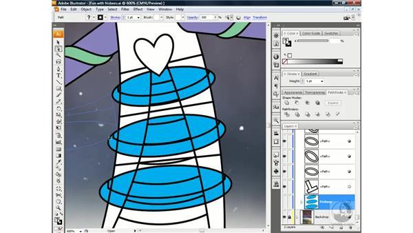 Expert Divide and Unite: Illustrator CS3 One-on-One: Beyond the Basics