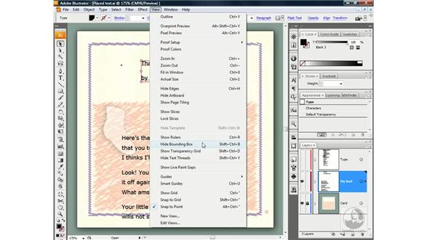 Working with point text: Illustrator CS3 One-on-One: Beyond the Basics