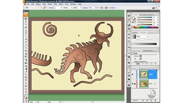 Creating a Gradient Mesh: Illustrator CS3 One-on-One: Beyond the Basics