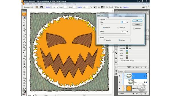 Saving your own custom graphic style: Illustrator CS3 One-on-One: Beyond the Basics