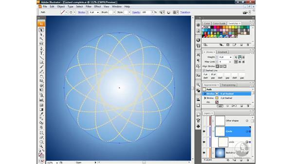 Adding and adjusting Transform effects: Illustrator CS3 One-on-One: Beyond the Basics