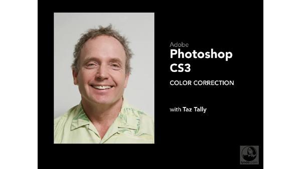 Welcome: Photoshop CS3 Color Correction