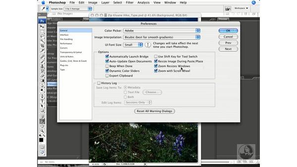 Color workflow preferences: Photoshop CS3 Color Correction