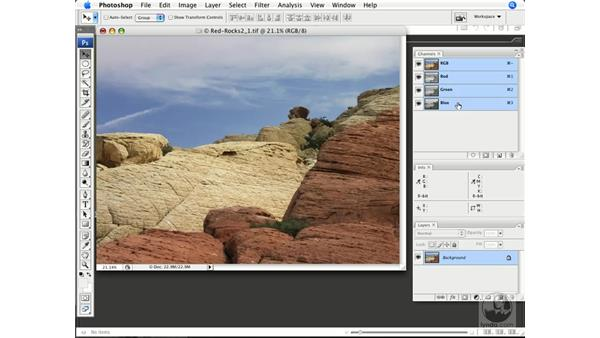 It's all about grayscale: Photoshop CS3 Color Correction