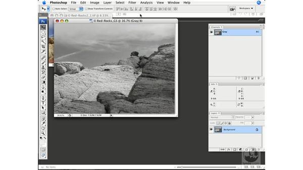 Building block channels: Photoshop CS3 Color Correction