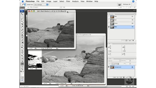 What is Lab?: Photoshop CS3 Color Correction