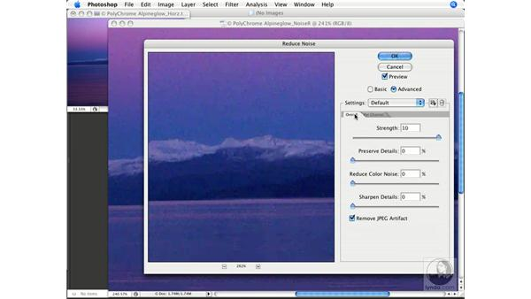 Finding and evaluating patterns: Photoshop CS3 Color Correction