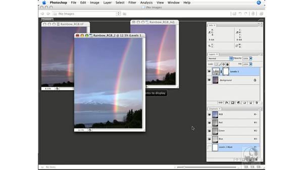 Creative image adjustment: Photoshop CS3 Color Correction
