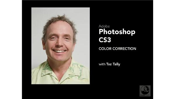 Goodbye: Photoshop CS3 Color Correction