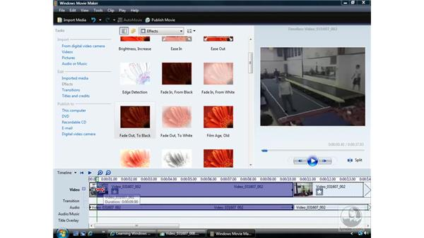 Movie Maker: Windows Vista Essential Training