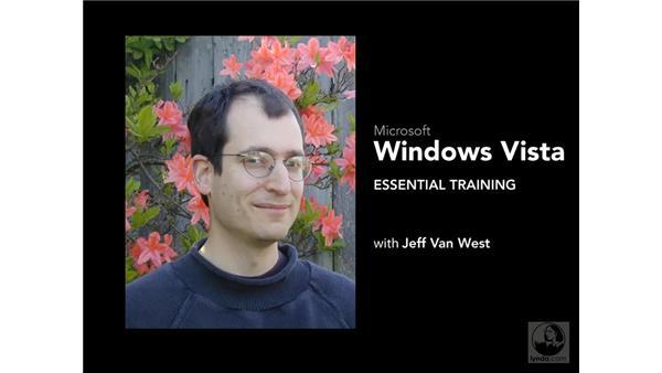 Goodbye: Windows Vista Essential Training