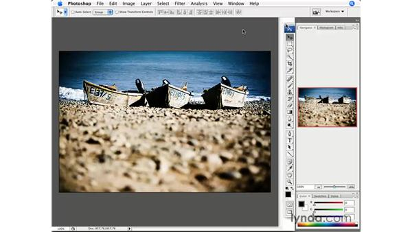 The Toolbox: Photoshop CS3 for Photographers
